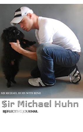 $Iir Michael with Benji dog Pomeraian creative blank journal - Hardcover
