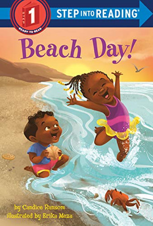 Beach Day! (Step into Reading)