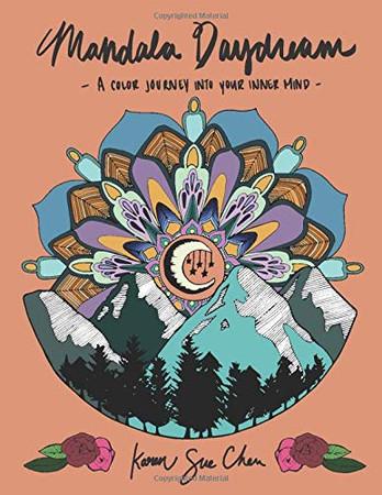 Mandala Daydream: Adult Coloring Book : Meditation Designs