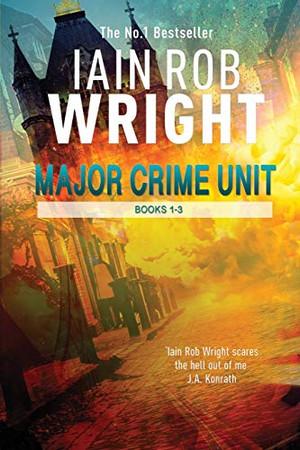 Major Crime Unit (Books 1-3) (Major Crimes Unit)