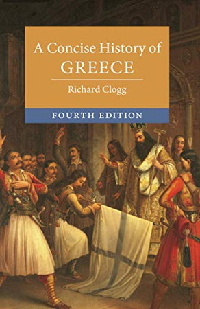 A Concise History of Greece (Cambridge Concise Histories) - Paperback