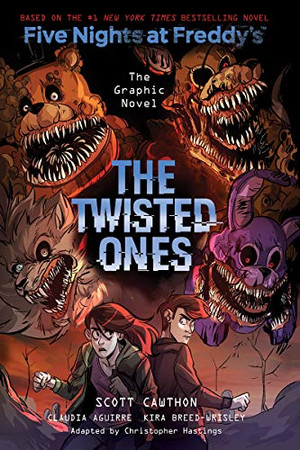 The Twisted Ones (Five Nights at Freddy's Graphic Novel #2) (2) - Hardcover