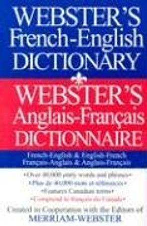 Webster's French-English Dictionary (French and English Edition)