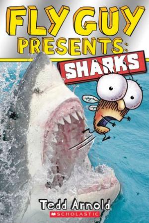 Fly Guy Presents: Sharks (Scholastic Reader, Level 2)