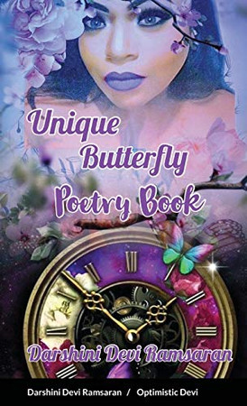 Unique Butterfly Poetry Book: Poetry