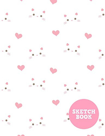 Sketch Book: Simple Note Pad for Drawing, Writing, Painting, Sketching or Doodling - Art Supplies for Kids, Boys, Girls, Teens Who Wants to Learn How to Draw - Vol. XL 0476