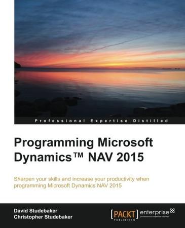Programming Microsoft Dynamics� NAV 2015