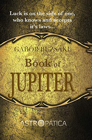 The Book of JUPITER - Hardcover