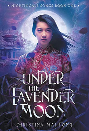 Under the Lavender Moon - Hardcover