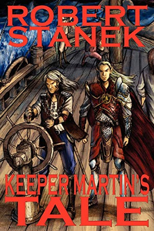 Keeper Martin's Tale (1) (Ruin Mist Chronicles) - Paperback