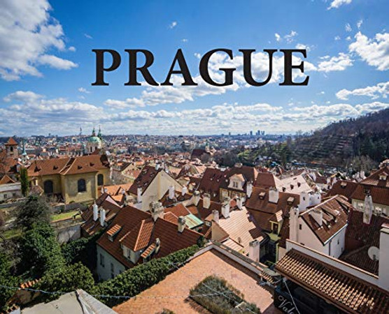 Prague: Travel Book on Prague (Wanderlust)