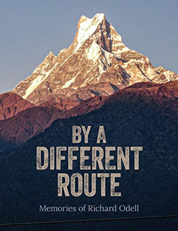 By a Different Route - Paperback