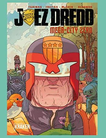 JUEZ DREDD: MEGA-CITY ZERO Vol. II (Spanish Edition)