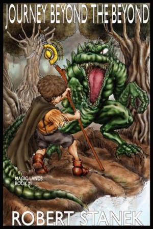 Journey Beyond the Beyond: A Ruin Mist-Magic Lands Novel (1) - Hardcover