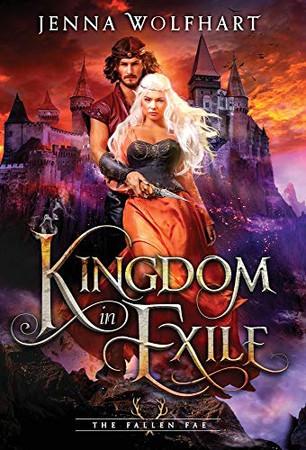 Kingdom in Exile (The Fallen Fae)
