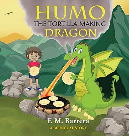 Humo the Tortilla Making Dragon