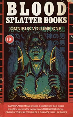 Blood Splatter Books Omnibus