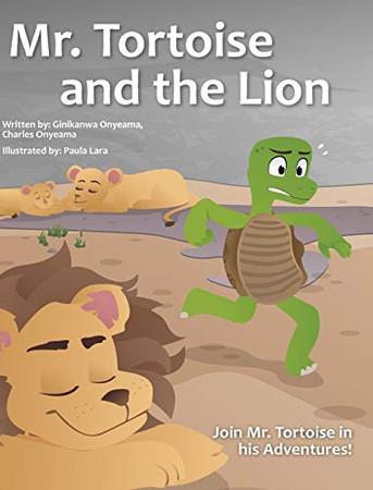 Mr. Tortoise and the Lion ( Mazi Mbe na Agu)