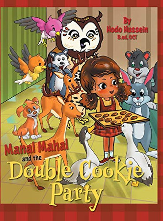 Manal Mahal and the Double Cookie Party - Hardcover