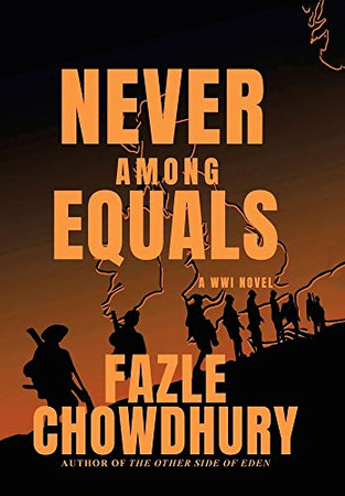 Never Among Equals: A WWI Novel - Hardcover