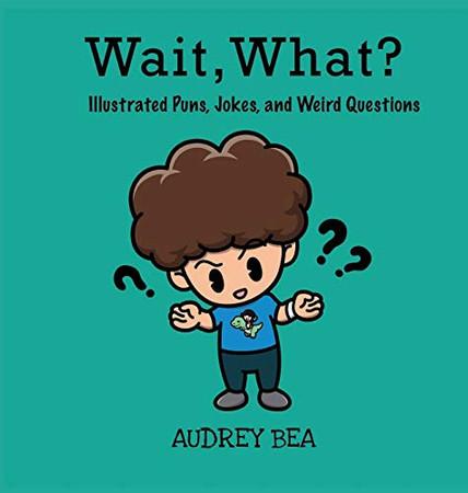 Wait, What? (Illustrated Jokes) - Hardcover