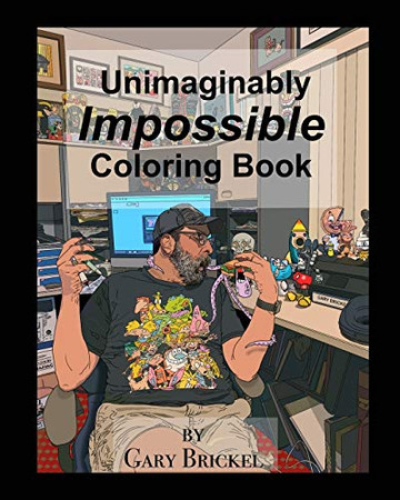 The Unimaginably Impossible Coloring Book