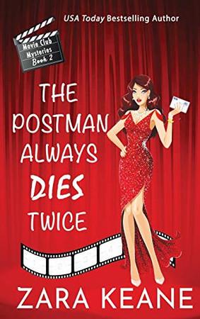 The Postman Always Dies Twice (Movie Club Mysteries, Book 2)