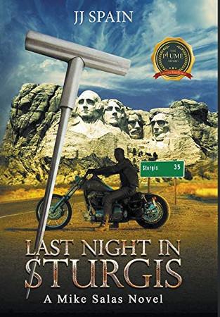 Last Night in Sturgis - Hardcover