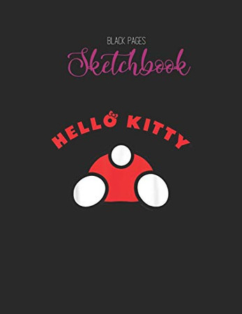 Black Paper SketchBook: Death Deadlift   Bodybuilder Powerlifting Funny Gym Designed BLACK PAPER Sketch Book for Drawing Sketching and Writing With ... Workout Marble Size Kawaii Kitty 8.5inx11in