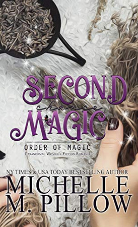 Second Chance Magic: A Paranormal Women's Fiction Romance Novel (Order of Magic)