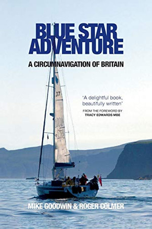 Blue Star Adventure: A Circumnavigation of Britain - Paperback