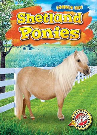 Shetland Ponies (Blastoff Readers. Level 2: Saddle Up!)
