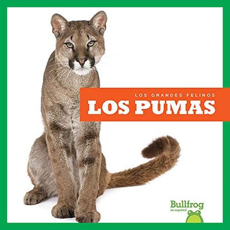 Los pumas (Cougars) (Bullfrog Books Spanish Edition) (Los Grandes Felinos/ Big Cats)