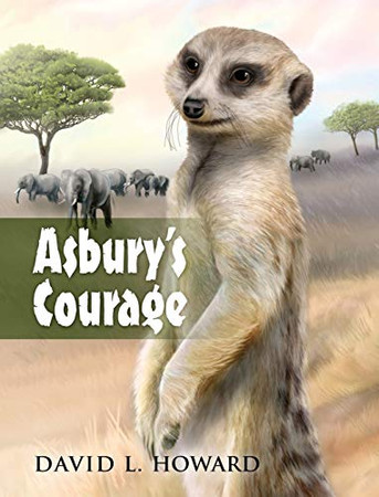 Asbury's Courage - Hardcover