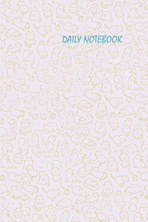 DAILY NOTEBOOK: CATS NOTEBOOK