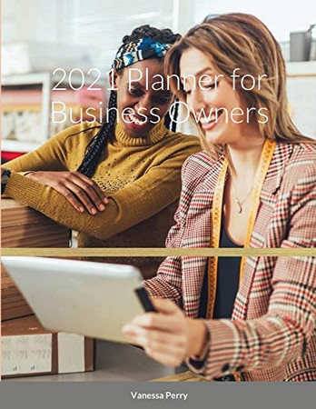 2021 Planner for Business Owners