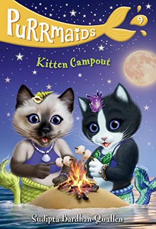 Purrmaids #9: Kitten Campout