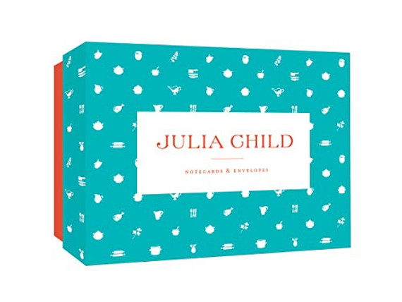 Julia Child Notecards