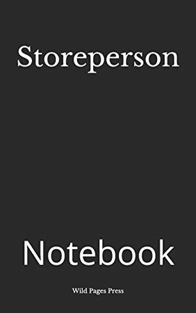 Storeperson: Notebook