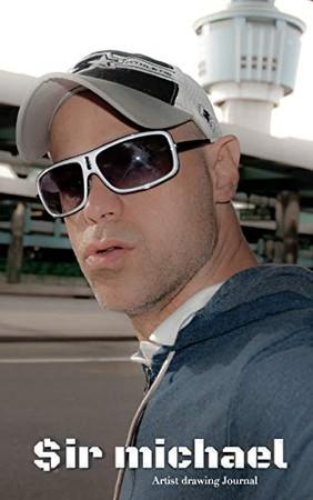 $ir Michael Huhn Airport Portrait creative artist journal