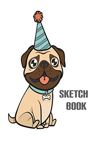 sketch book boys Notebook for Drawing, Writing, Painting, Sketching or Doodling 8.5*11