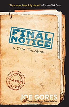 Final Notice: A DKA File Novel