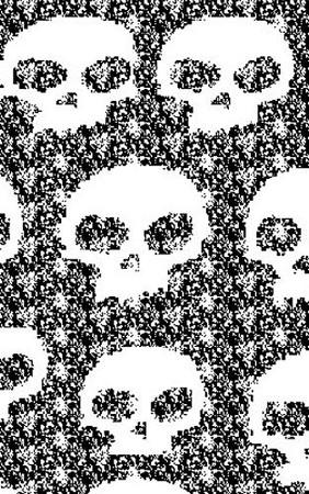 $ir Michael Fashion Skull writing drawing Journal