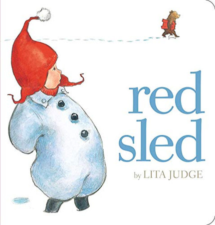 Red Sled (Classic Board Books)