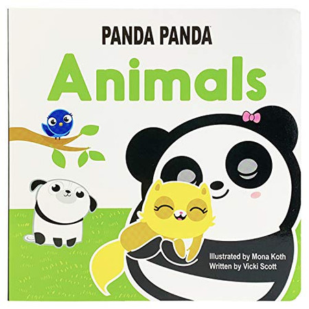 Animals (Panda Panda Board Books)