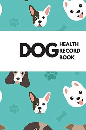 Dog Health Record Book