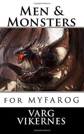 Men & Monsters: for Mythic Fantasy Role-playing Game