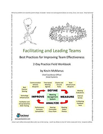 Facilitating and Leading Teams: Best Practices for Improving Team Effectiveness