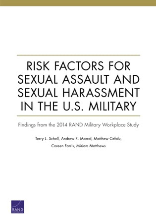 Risk Factors For Sexual Assault And Sexual Harassment In The U.S. Military
