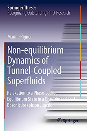 Non-Equilibrium Dynamics Of Tunnel-Coupled Superfluids: Relaxation To A Phase-Locked Equilibrium State In A One-Dimensional Bosonic Josephson Junction (Springer Theses)